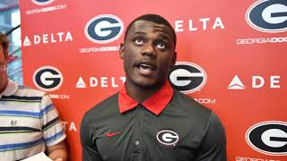 Deandre Baker Interview – April 3, 2018