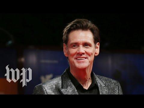 Jim Carrey's art causes a stir
