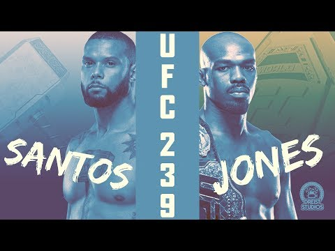 How to Watch UFC on FireStick- UFC 239 Jones vs Santos Live