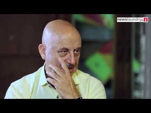 NL Interviews Anupam Kher - Part 1