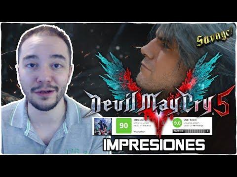 Análisis DEVIL MAY CRY 5 - Impresiones thumbnail