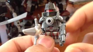 Lego Warhammer 40k Custom Minifigures and Imperial Knight Review (обзор)(, 2016-06-07T09:23:02.000Z)