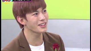 VIXX Hongbin Singing few clips + rap