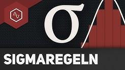 Sigmaregeln - Wahrscheinlichkeiten in der Normalverteilung ● Gehe auf SIMPLECLUB.DE/GO