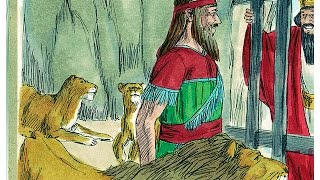 SUNDAY SCRIPTURES: Daniel Is Cast Into The Lion's Den