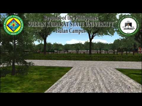 VIDEO PRESENTATION USING 3D MODELING SOFTWARE OF SULTAN KUDA