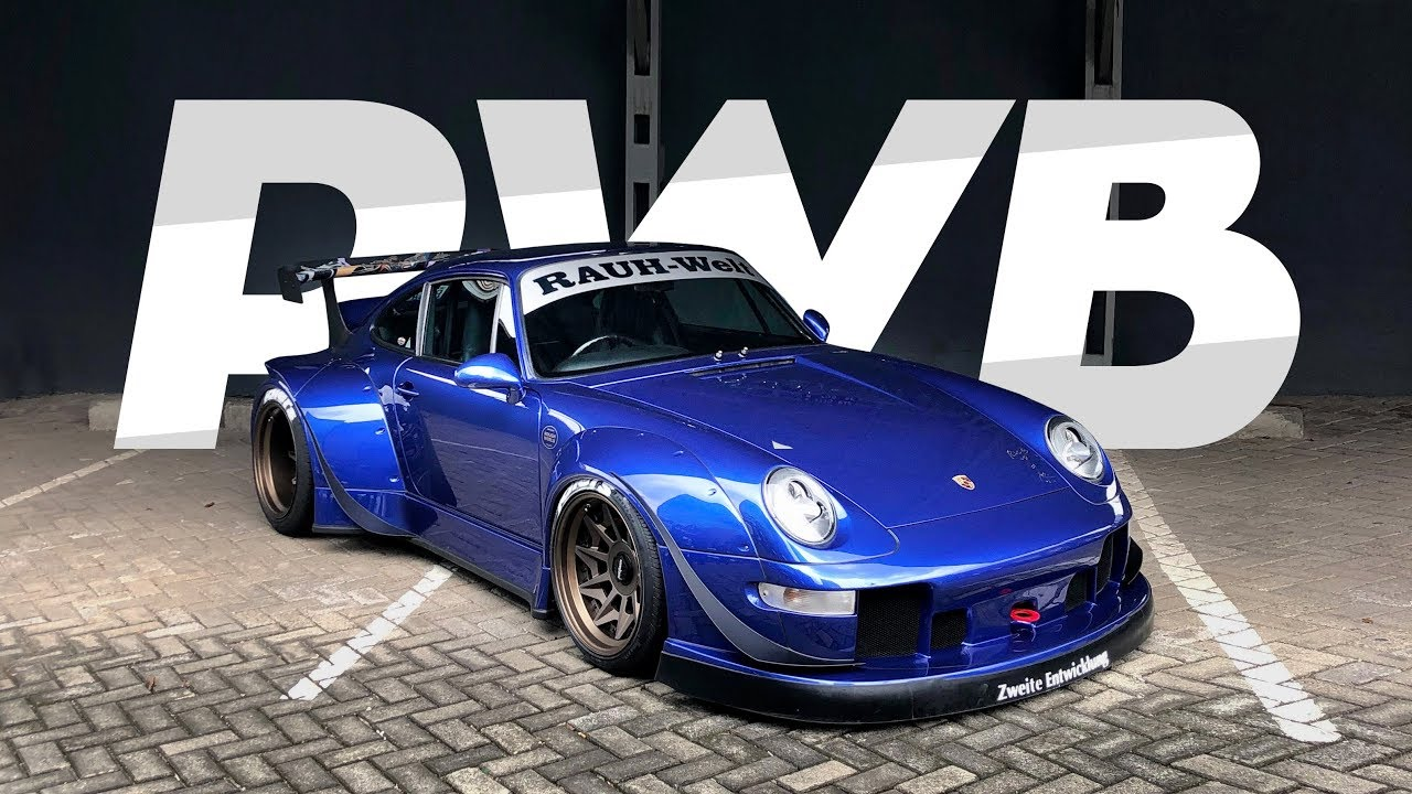 Coffee And Cars >> Porsche 993 RWB | Cars and Coffee - YouTube