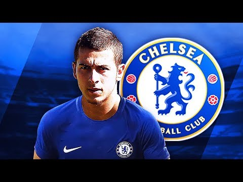 KYLIAN HAZARD - Welcome to Chelsea - Unreal Skills, Goals & Assists - 2017 (HD)