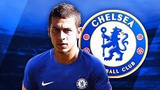 KYLIAN HAZARD - Welcome to Chelsea - Unreal Skills, Goals & Assists - 2017 (HD)