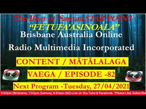 POLOKALAMA / EPISODE - 81 Tonight, Thursday, 22/04/21 @ 4.50pm (Brisbane Time) til late.