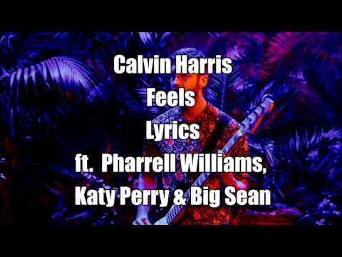 Feels (lyrics) - Calvin Harris feat. Pharre Williams