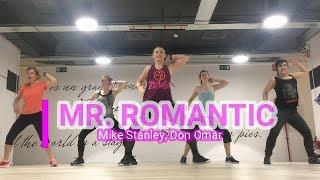 MR. ROMANTIC - MIKE STANLEY, DON OMAR / ZUMBA / EASY DANCE CHOREOGRAPHY