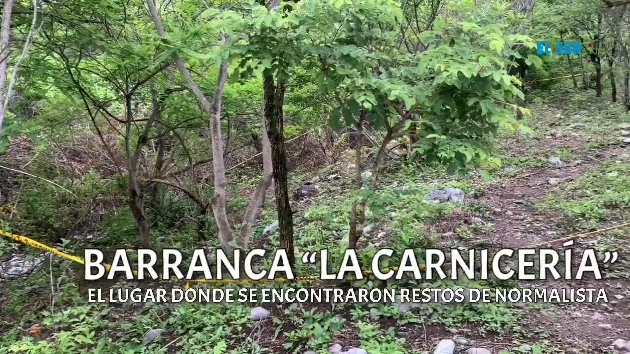 """LA BARRANCA """"LA CARNICERÍA"""""""
