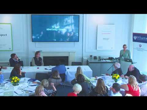 """Isabelle Quevilly, """"Traditional Advertising Doesn't Equal Growth"""" - WFoA 2016 Annual Meeting, London"""