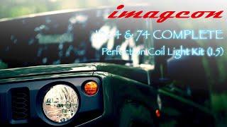 イメージオン JIMNY JB64 & 74  新車コンプリート「パーフェクションコイル-Lightキット(1.5)」