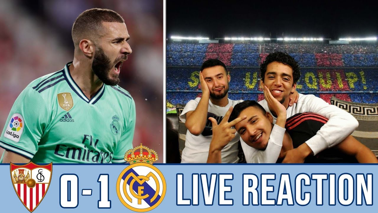 Download BENZEMAAAA ! 3 POINTS IN THE BAG AWAY FROM HOME! | REACTION - REACCIONES