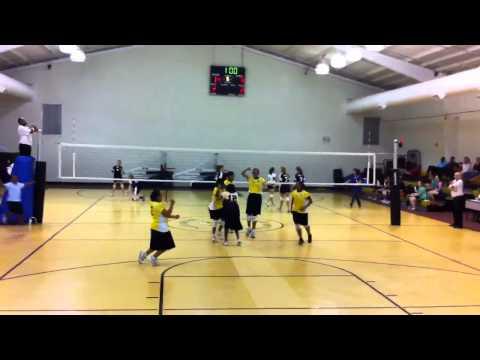 Southside Baptist Christian School Lady Hornets defeat the Ambassadors of Norfolk