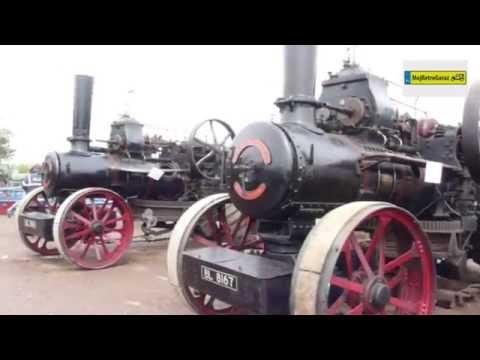 Maszyny parowe  Steam Engines. Cambridge Vintage Sale 2014
