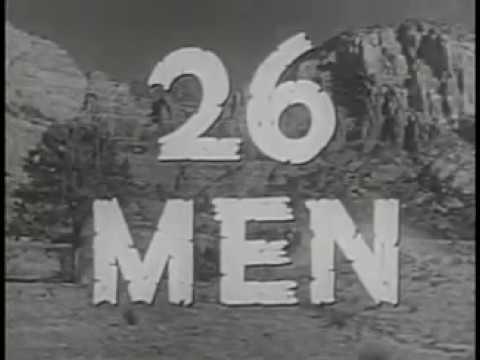 26 Men - The Recruit - S01E01 * Watch Classic Western TV Series