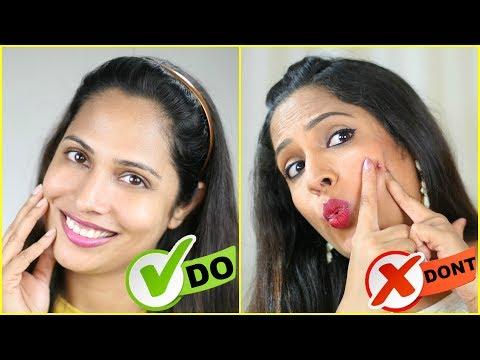 Skincare Secrets - Do's & Don't   ShrutiArjunAnand
