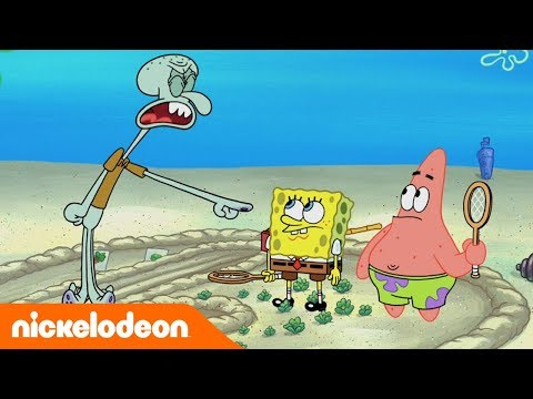 SpongeBob | Nickelodeon Arabia | سبونج بوب | حب الجيران