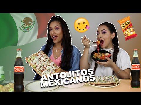 PREPARANDO ANTOJITOS MEXICANOS!