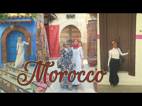 I Am In Morocco | Fes & Chefchaouen | Travel Diary (& Itinerary)