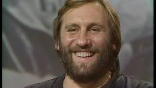 Gros plan sur Gérard Depardieu (1987)