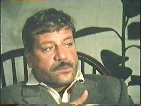 Oliver Reed , Classic 1985 funny moment