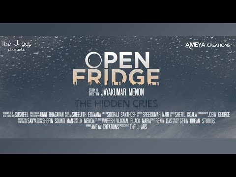 OPEN FRIDGE SONG | SREEJITH EDAVANNA | JAYAKUMAR MENON