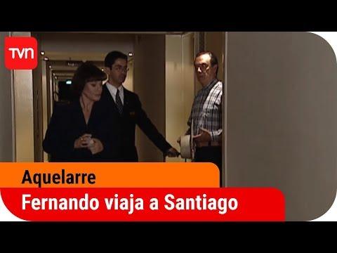 Fernando viaja a Santiago  Aquelarre – T1E99
