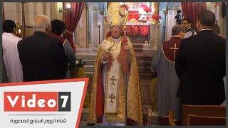 بطريركية الأرمن الكاثوليك تحتفل بعيد الميلاد بمشاركة محافظ القاهرة