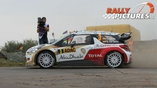 WRC ADAC Rallye Deutschland 2013 Day 3 (HD) thumbnail