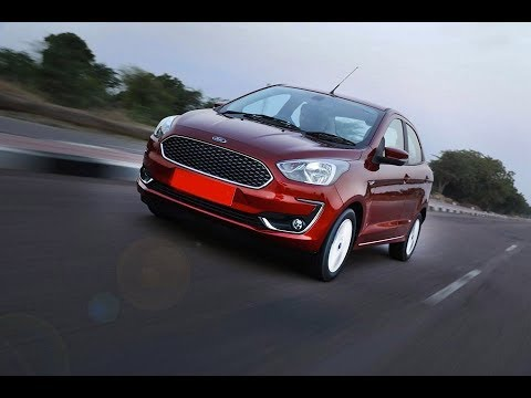 2018 Ford Aspire Review | Best Driver's Car in the Segment?