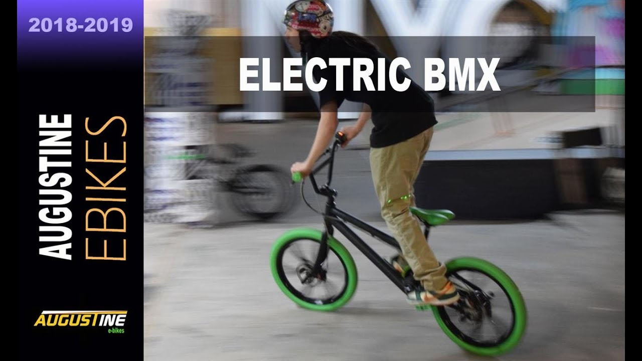 e bikes very cool electric bmx bikes youtube. Black Bedroom Furniture Sets. Home Design Ideas