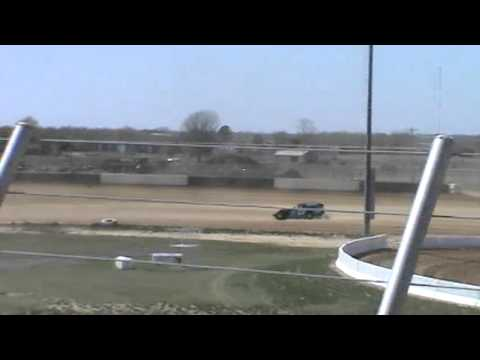 Walsh Racing Team-B Modified Practice #2 3/19/16 @ Outlaw Motor Speedway