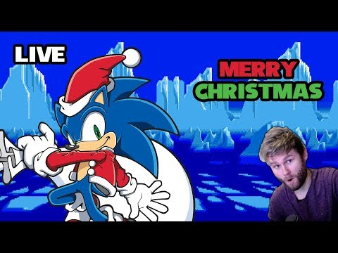 Sonic Forces - Christmas Stream Red Ring Hunting