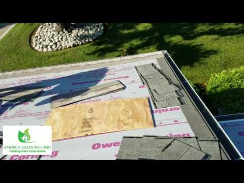 Tile Roof Replacement and Solar Panels Installation