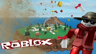 : Natural Disaster Survival Part 1 Roblox Version MLG survive the natural disasters.