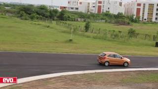 #FordTrackAttack: A lap of the MMRT in a Ford Figo