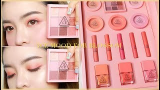 🌸 3CE Mood for Blossom 2019 Spring Collection 🌸 REVIEW& SWATCHES | Erna Limdaugh