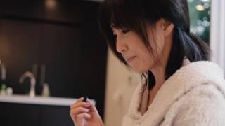 万年筆で書くメッセージリレー #20 女優・高島 礼子さん