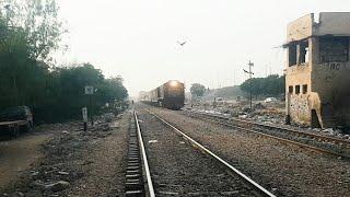 Pakistan Railway | Pak Business express | Mehran express Cross…