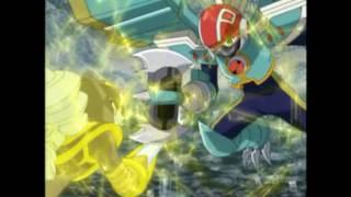Megaman double soul AMV