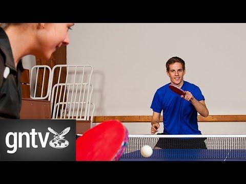 Table Tennis takes centre stage in Dubai