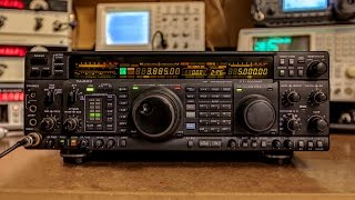 Yaesu FT-1000MP Repair and Modification