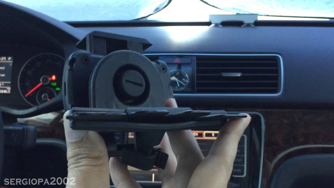 Gps Car Mount: Best Universal Car CD Slot Mount For Cell Phones And GPS