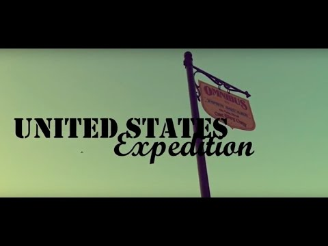 #TheMarias - United States Expedition