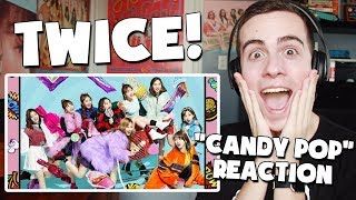 REACTION | TWICE「Candy Pop」Music Video