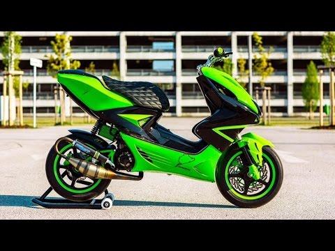 Yamaha AEROX-high End Scooters